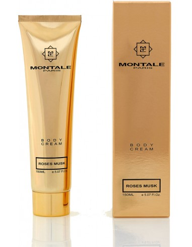 Montale Roses Musk Crema Corpo 150 ml