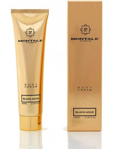 Montale Black Aoud Crema Corpo 150 ml