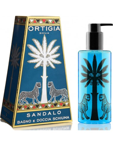 Ortigia Bagnoschiuma Sandalo 250 ml
